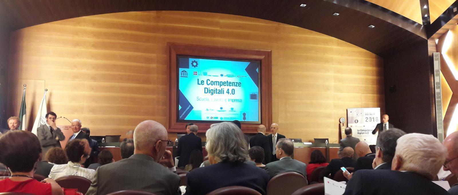 La Cultura Digitale e il suo ruolo nel sistema formativo e imprenditoriale italiano
